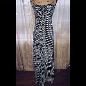 Michael Kors Maxi Silk Halter Dress Size 2